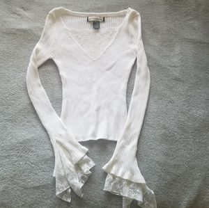 90's Bell Sleeve Sweater